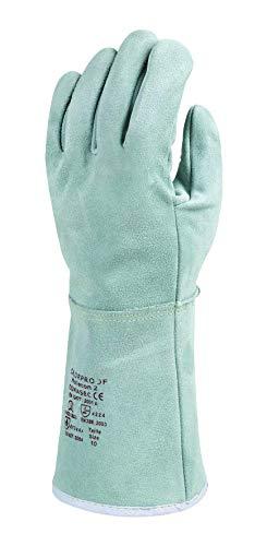ANSELL M9999759 Calorproof handschoenen van leer, grijs, XL