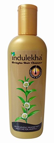Indulekha Bringha Hair Cleanser, 200ml Bottle