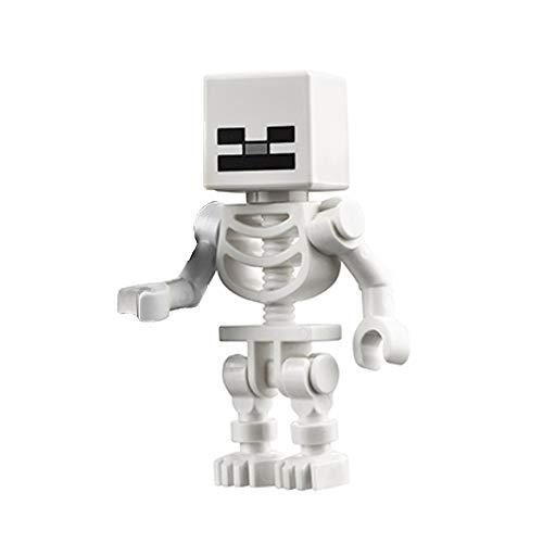 LEGO Minecraft Minifigur Skelett