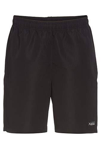 Vittorio Rossi Sport Shorts mit Taschen schwarz,L