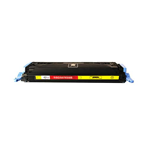 HYYH for HP Q6470A Compatible for HP Color Laserjet 3600 3800N 3800DN CP3505 Printer Toner Cartridge Replacement with Chips Computer Accessories, Superb Printout Yellow