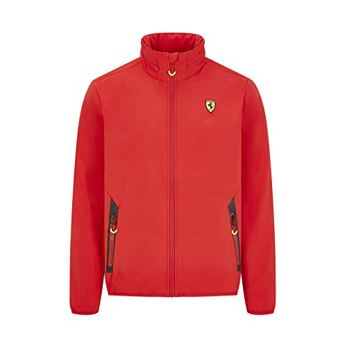 Scuderia Ferrari 2018 Veste rembourr/ée /à capuche et fermeture /Éclair pour homme Rouge Tailles XS-XXL
