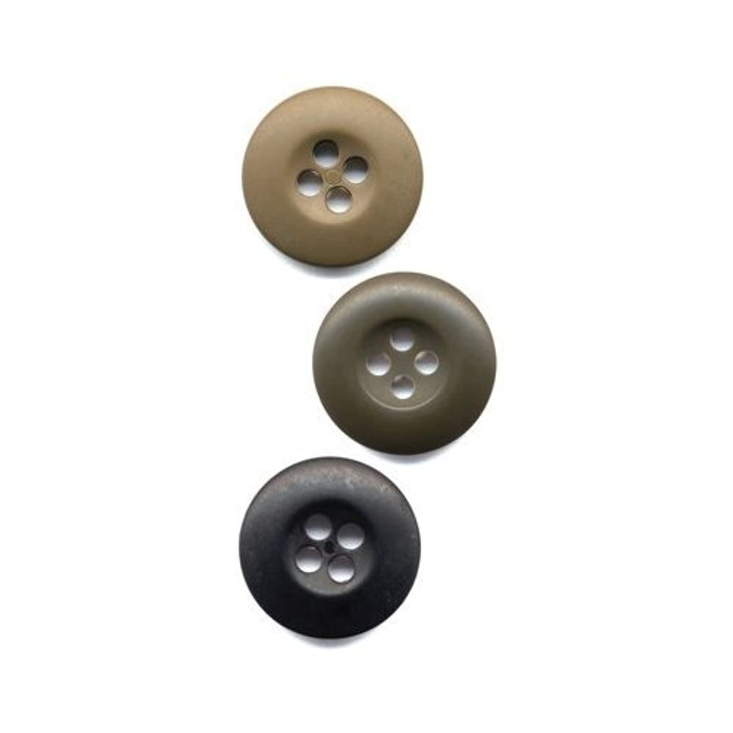 B.D.U. Buttons - Available In Several Colors