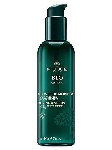 Nuxe Bio Organic - Graines De Moringa Acqua Micellare Struccante, 200ml