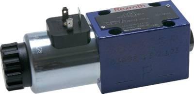 4/2-Wegeventile, NG 6 (Bosch-Rexroth) D-Kolben, 24 V=, 4WE6D6X/EG24N9K4