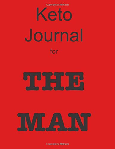 Keto Journal For The MAN