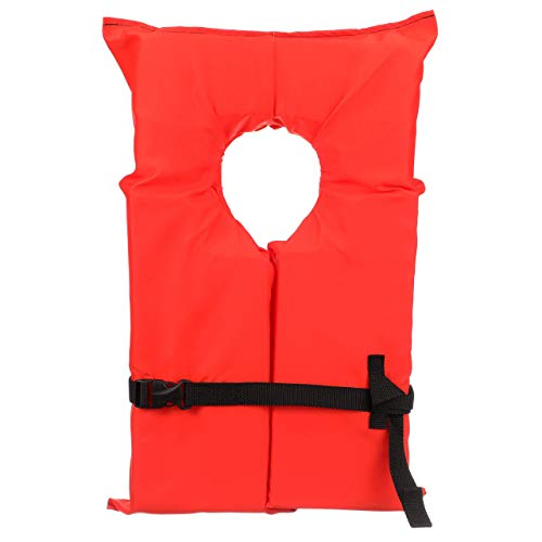 Life Vest, Type II Personal Flotation Device – USCG Approved – Multiple Sizes and Colors