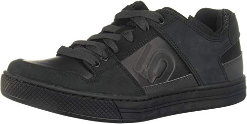 Five Ten Scarpe Ciclismo Freerider DLX Uomo, Core Black-Carbon, UK 9