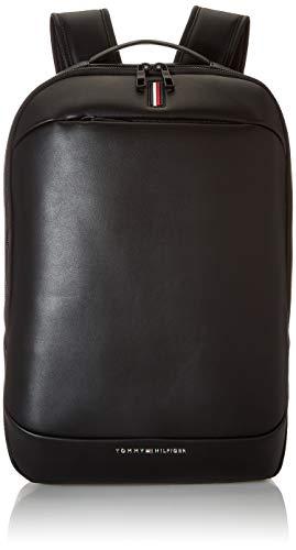 Tommy Hilfiger TH METRO Uomo Zaino, Black, One Size