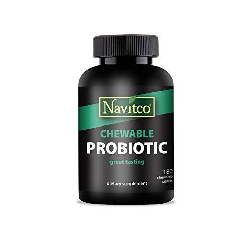 Navitco Kosher Chewable Probiotic - 180 CHW