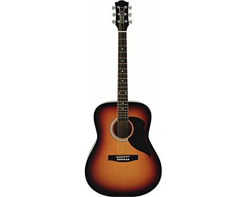Eko Ranger 6 3Tone Sunburst SBT chitarra acustica folk classic tavola abete
