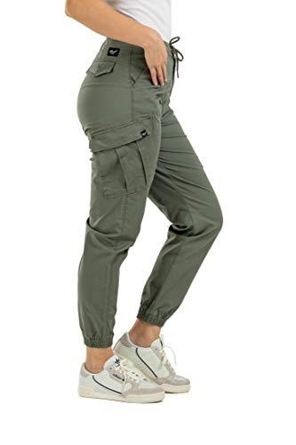 Reell Reflex Women LW Cargo, Light Olive XS normal Artikel-Nr.2111-005 - 01-001
