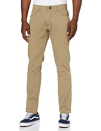Lee Herren Extreme Motion Straight Pants, Beige (Cougar 77), 34W / 30L