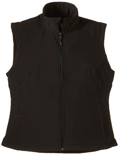 Northland Professional, Smanicato Donna Active Shell Long Sleeved Vest, Nero (Black), 36