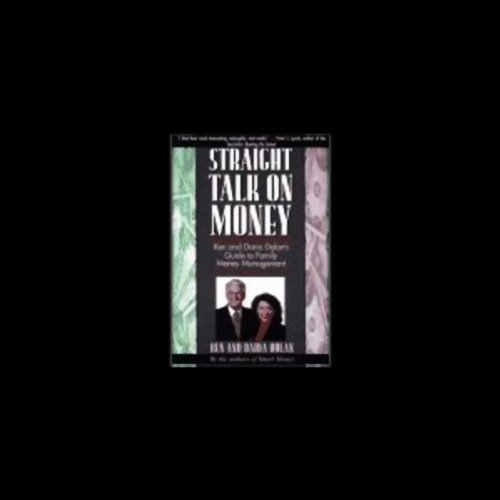 Straight Talk on Money audiobook cover art