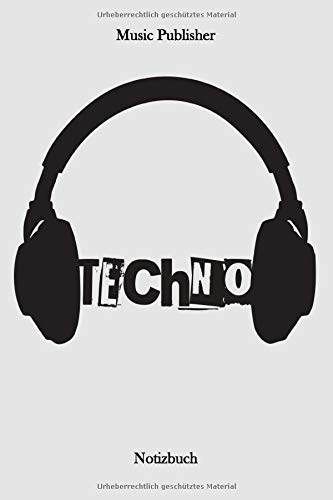 Techno: Notizbuch