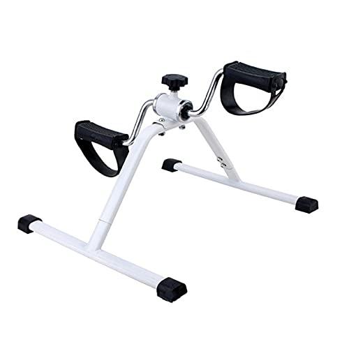 HDDFG. Mini Cyclette Regolabile Resistenza Poltrona Gamba Pedale Rehab Indoor Cycling Lavoro in Palestra Fitness allestimento Accessori da Costruzione