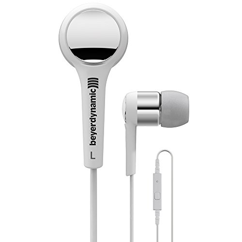 Beyerdynamic MMX 102 iE In-Ear Headset weiß/silber
