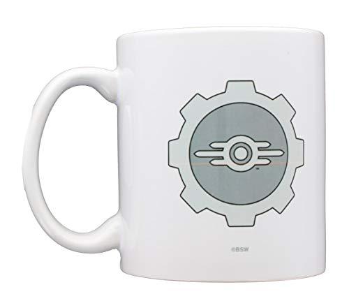 Fallout Vault-Tec Logo Augmented Reality 11oz Ceramic Coffee Mug