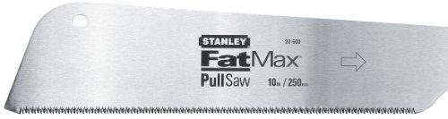 Stanley FatMax reserveblad voor Japanse zaag (fijne 17 tanden/inch, jetCut-vertanding, DynaGrip-handvat) 0-20-509