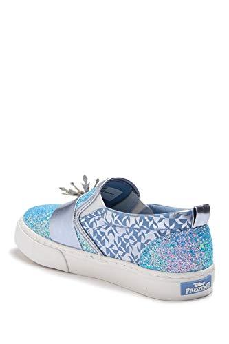 Brand Spotted Zebra Kids Frozen Slip-on Sneaker