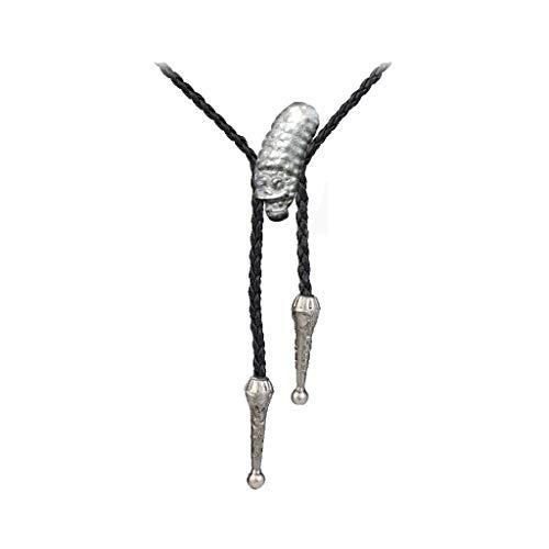 FT414 - Collar de dibujos animados para mamá y esposa (1,3 x 3,2 cm), diseño de vaquero occidental