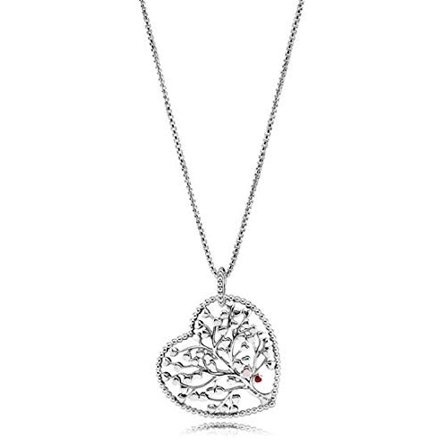 82ecc31f1 Pandora Necklace By Pandora Only: Amazon.co.uk