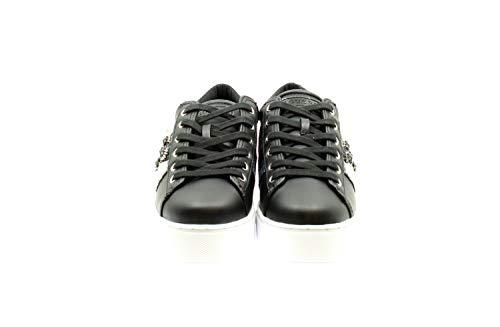 Guess FL7NEO Sneakers con Lacci in Ecopelle Donna