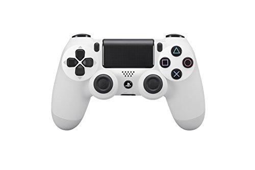Sony - Mando Dual Shock 4, Color Blanco (PlayStation 4)