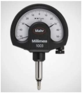 Mahr Federal 4334103, 1003 Millimess Mechanical Dial Comparator 1 N Measuring