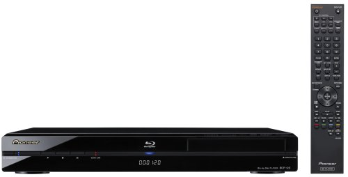 Lowest Prices! Pioneer BDP-120 1080p Blu-ray Disc Player