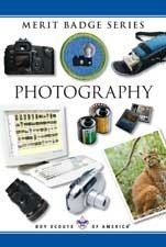 BSA Photography Merit Badge Books