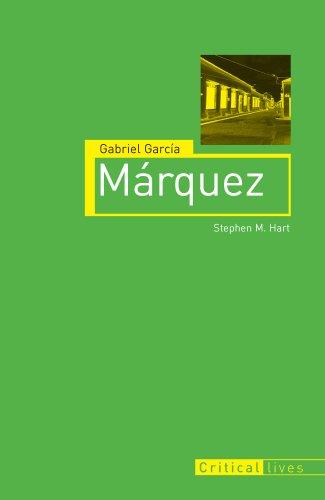 Gabriel Garcia Marquez (Critical Lives) (English Edition)