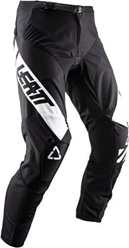 Leatt GPX 2.5 Pantalon de Moto Unisexe pour Adulte S Noir
