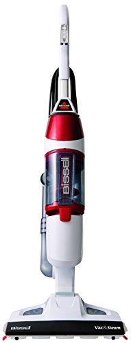 BISSELL Vac & Steam Limpiadora 2 en 1, Aspiradora y Limpiador a vapor, 1600W