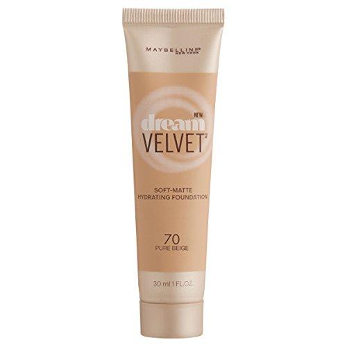 Maybelline New York Dream Velvet Foundation 30 ML 70 Pure Beige