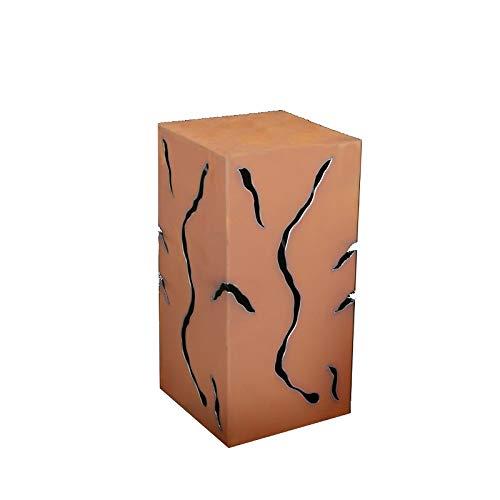 Jabo Design Rost Säule RS10 Säulen Rostsäulen Garten Blumen Deko Rostsäule