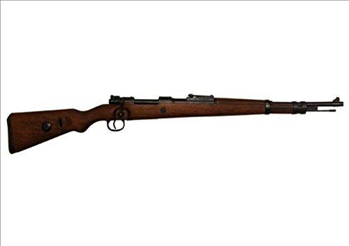 Denix Replica Karabiner 98 K Mauser 1935 2. Weltkieg 111cm ohne Gurt Holz/Gußmetall