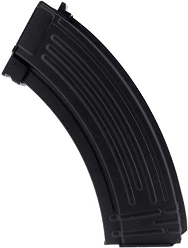 Airsoft magic 47F 520 round Metal High Capacity Flash Magazine for AEG AK47 AK74...