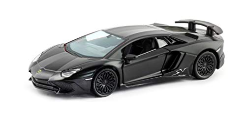 RMZ Diecast Italian Supercar Aventador LP 750-4 SV, Matte 1:32 Scale Special Limited Edition