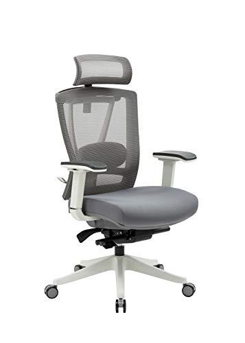 sillón blanco de la marca OFIK