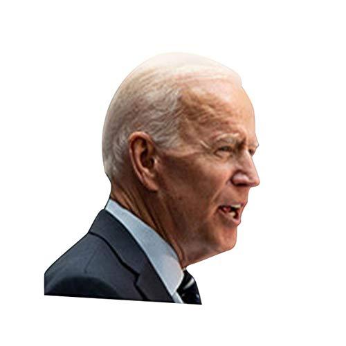 Greatideal Auto Fenster Aufkleber, Wasserdichter PVC Auto Fenster Aufkleber Auto Auto Fenster Aufkleber Aufkleber 2020 Trump Biden Präsidentschaftswahl Auto Fenster Aufkleber (Links Und Rechts)