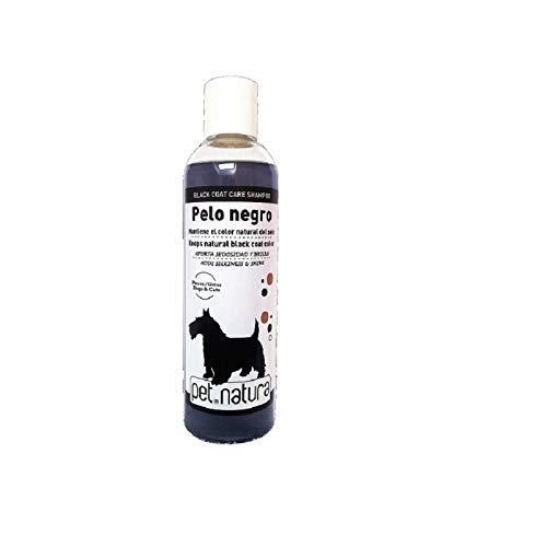 PETNATURA Champú para Perros de Pelo Negro 250 ml