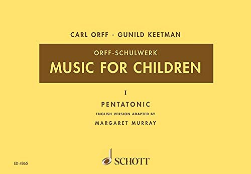 Music for Children: Volume 1: Pe...