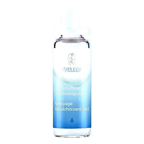 WELEDA 2in1 erfrischende Reinigung Milch 10 ml