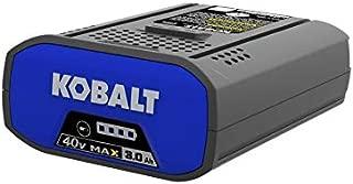 Best kobalt 40v mower battery Reviews