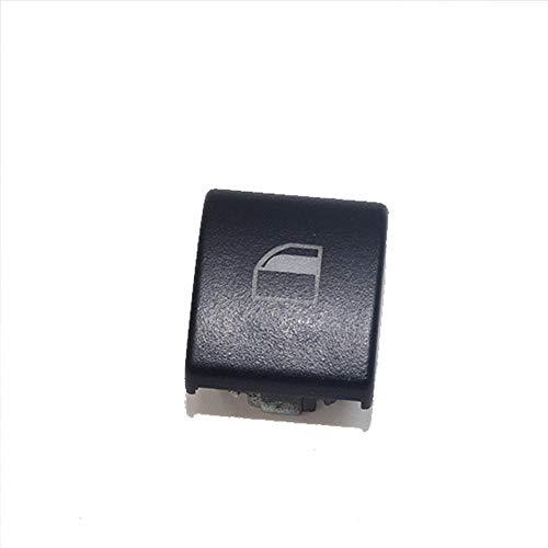 Cubierta del interruptor de la ventana apta para BMW 3 Series E46 (X5 X3) Botón de la ventana eléctrica Interruptor de la consola Tapas-1pcs