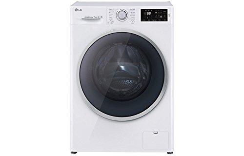 LG FH2U2HDN1 Libera installazione Caricamento frontale 7kg 1200RPM A+++-30% Bianco lavatrice