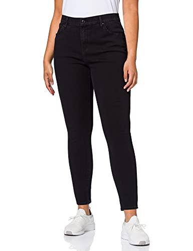 Levi's Plus Size 721 Pl Hi Rise Skinny Jeans, Long Shot, 14 M para Mujer