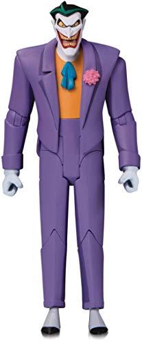 DC Collectibles Batman The Adventures Continue: The Joker Action Figure, Multicolor